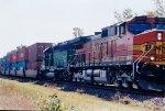 BNSF 4498 West