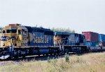 BNSF 6727 East