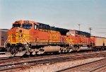 BNSF 5711 West