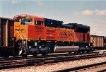BNSF 9384 DPU