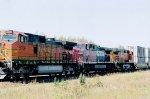 BNSF 5109 East