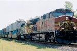 BNSF 4529 West