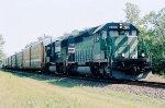 BNSF 7045 West