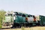BNSF 2760 East
