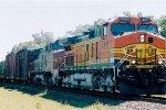BNSF 4893 West