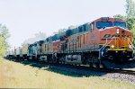 BNSF 7644 West