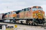 BNSF 4508 West