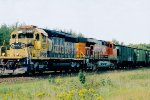 BNSF 6887 East