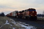 BNSF 7079 and 6874