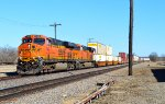 BNSF 7442 and 7852