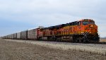 BNSF 7881 and 7495