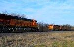 BNSF 3939 Meets 6862