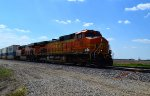 BNSF 4168 and 8198