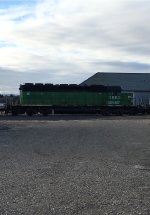 BNSF 1680