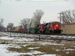 CN 2906 and CN 2815