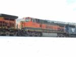 BNSF 1108 Heritage I Dash 9
