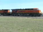 BNSF 7788 ES44DC