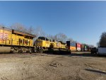UP SD70ACe 8550