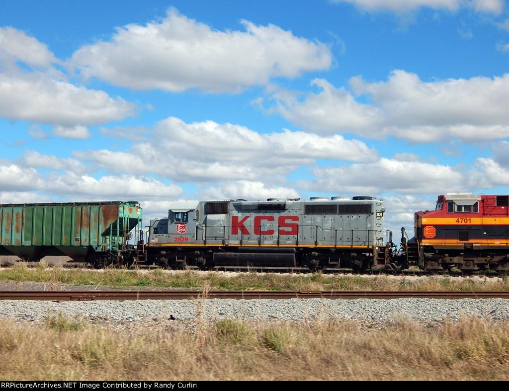 KCS 2829