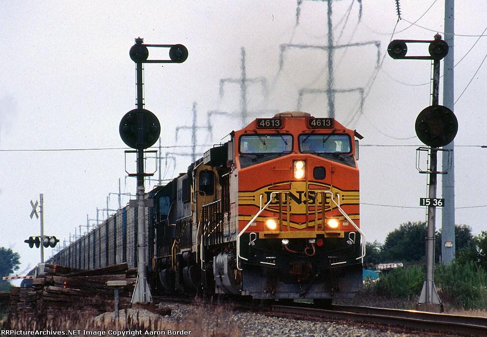 The 153.5/153.6 signals