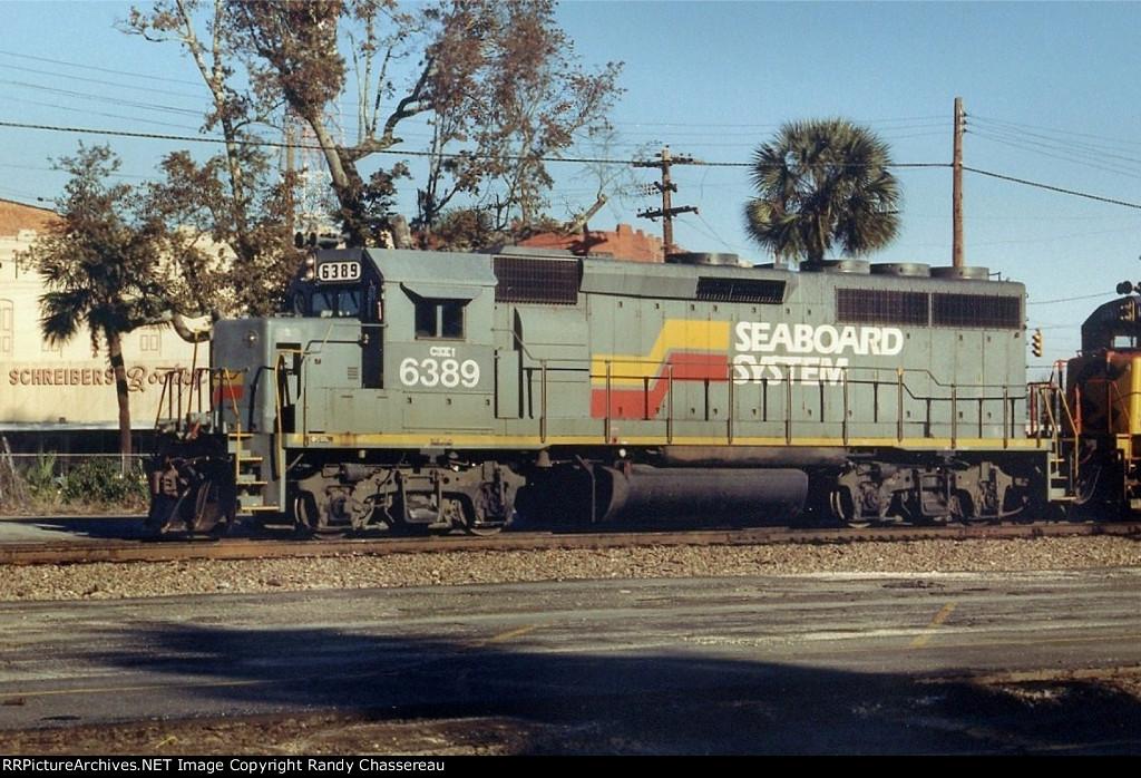 CSX 6389 (SBD Paint)
