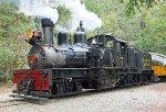 "RCBT 7 ""Sonora"" Locomotive (Shay 3 Truck)"