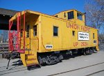UP 25256 Caboose