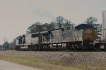CSX SD60M 8785 and AC44CW 437