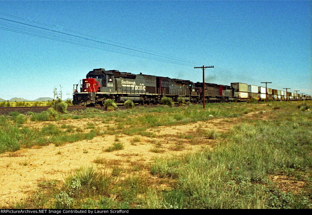SP 8548 W/B