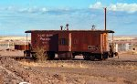 Southern Pacific Caboose 1895