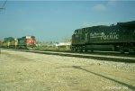 SP 8153 West SP 8172 East Meet Beaumont