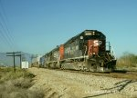 SP 8639 Eastbound Intermodal