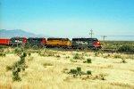 Southern Pacific 9745 E/B Intermodal
