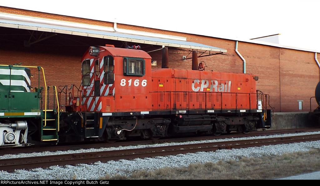 CP 8166/RRC 8166