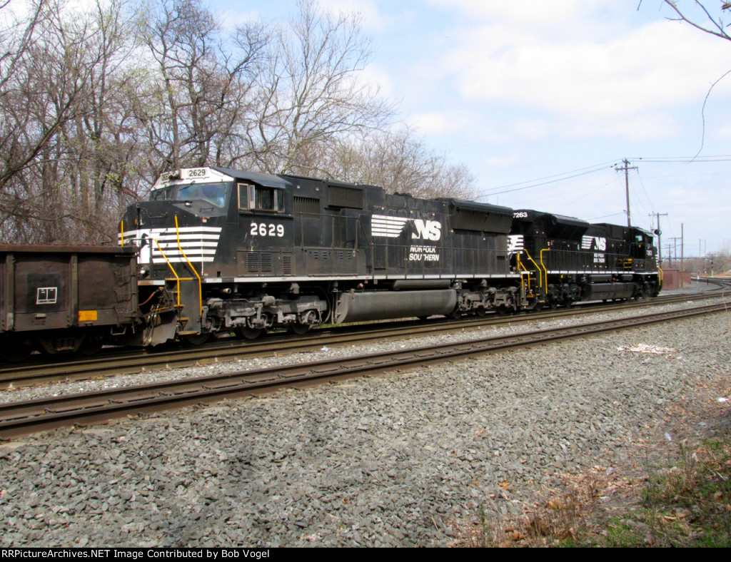 NS 2629 and 7263