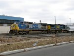CSX 7721 and 7904