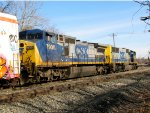 CSX 7900 and 4559