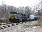 CSX 638 and 978