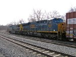 CSX 3063 and 375