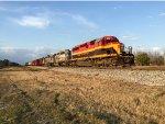 KCS Train 102