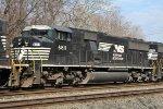 Ex Burlington Northern SD60M