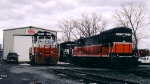 Finger Lakes Railway Enginehouse