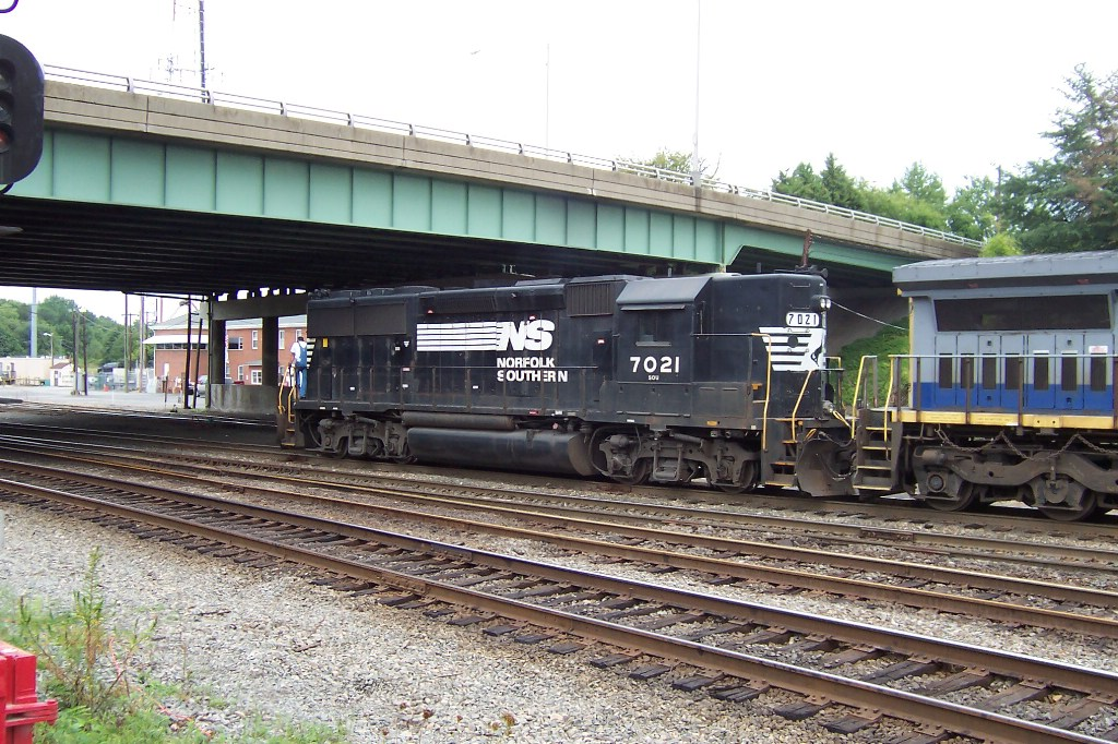 A NS GP50 makes an appearance here at Acca
