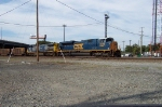 CSX Rotary cars go back to Fulton Yard