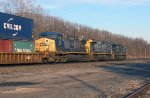 Eastbound CSX Power