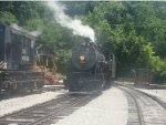 Southern 630 at East Chattanooga Depot