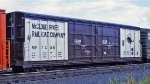 MR 1458 Box Car