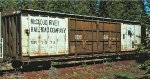MR 1078 Box Car