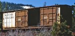 MR 1298 Box Car