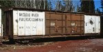 MR 1274 Box Car